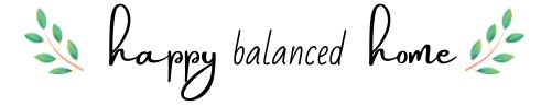 Happy Balanced Home